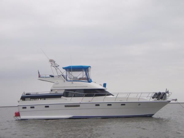 1989 NEPTUNUS 49FT AFT CABIN for sale