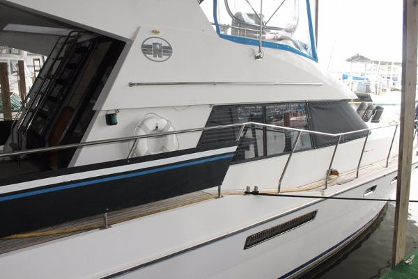 1989 Neptunus boat for sale, model of the boat is 49ft Aft Cabin & Image # 19 of 142