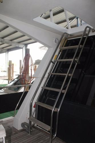 1989 Neptunus boat for sale, model of the boat is 49ft Aft Cabin & Image # 27 of 142