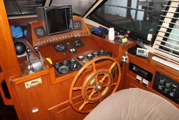 1989 Neptunus boat for sale, model of the boat is 49ft Aft Cabin & Image # 34 of 142