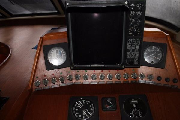 1989 Neptunus boat for sale, model of the boat is 49ft Aft Cabin & Image # 67 of 142