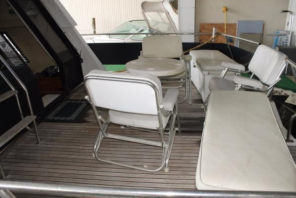 1989 Neptunus boat for sale, model of the boat is 49ft Aft Cabin & Image # 68 of 142