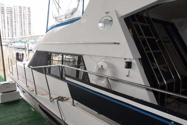 1989 Neptunus boat for sale, model of the boat is 49ft Aft Cabin & Image # 70 of 142