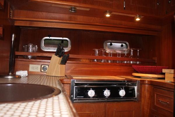 1989 Neptunus boat for sale, model of the boat is 49ft Aft Cabin & Image # 76 of 142