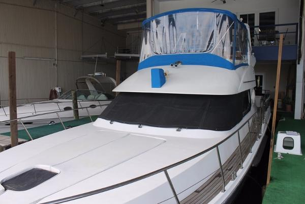 1989 Neptunus boat for sale, model of the boat is 49ft Aft Cabin & Image # 81 of 142