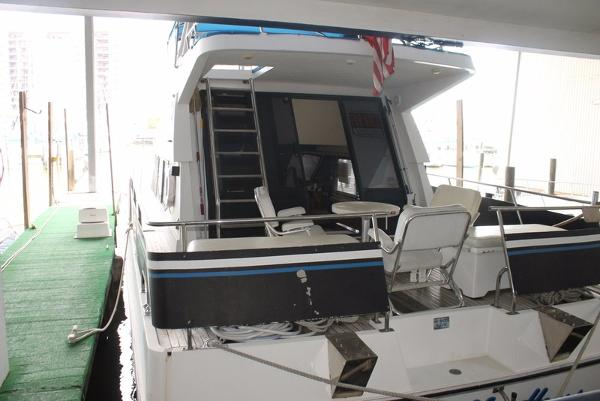 1989 Neptunus boat for sale, model of the boat is 49ft Aft Cabin & Image # 83 of 142