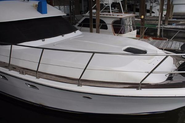1989 Neptunus boat for sale, model of the boat is 49ft Aft Cabin & Image # 88 of 142