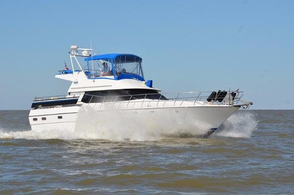 1989 Neptunus boat for sale, model of the boat is 49ft Aft Cabin & Image # 89 of 142