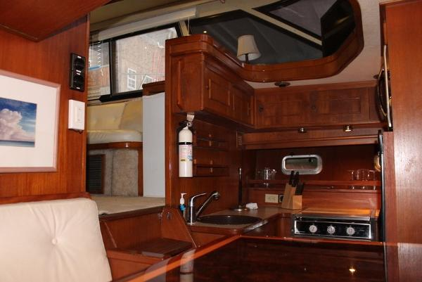 1989 Neptunus boat for sale, model of the boat is 49ft Aft Cabin & Image # 96 of 142