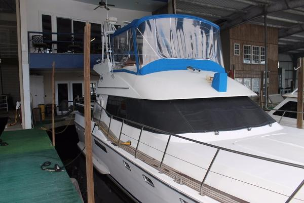 1989 Neptunus boat for sale, model of the boat is 49ft Aft Cabin & Image # 101 of 142