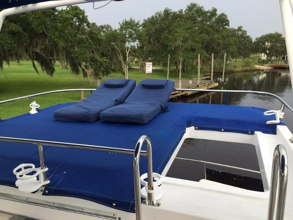 1989 Neptunus boat for sale, model of the boat is 49ft Aft Cabin & Image # 105 of 142