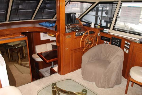 1989 Neptunus boat for sale, model of the boat is 49ft Aft Cabin & Image # 109 of 142