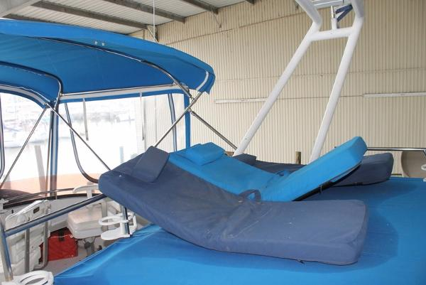 1989 Neptunus boat for sale, model of the boat is 49ft Aft Cabin & Image # 126 of 142