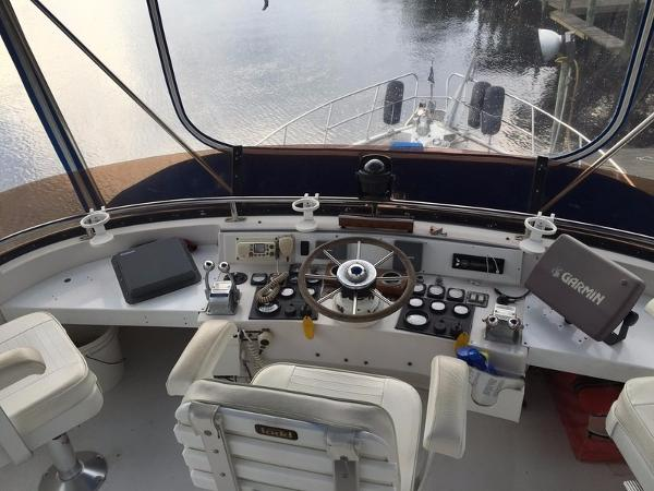 1989 Neptunus boat for sale, model of the boat is 49ft Aft Cabin & Image # 127 of 142