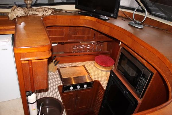 1989 Neptunus boat for sale, model of the boat is 49ft Aft Cabin & Image # 134 of 142