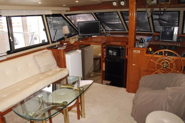 1989 Neptunus boat for sale, model of the boat is 49ft Aft Cabin & Image # 135 of 142