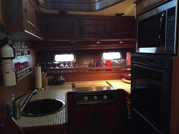 1989 Neptunus boat for sale, model of the boat is 49ft Aft Cabin & Image # 136 of 142