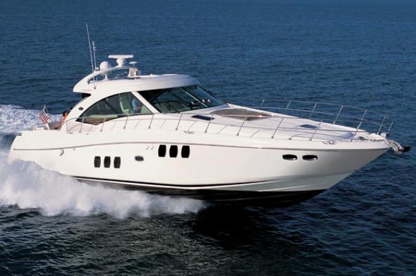 61.5 ft Sea Ray 610 Sundancer