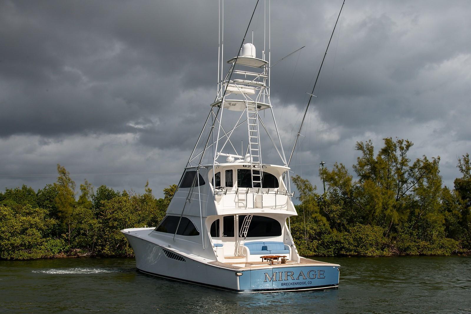 2012 Viking 70' Sportfish
