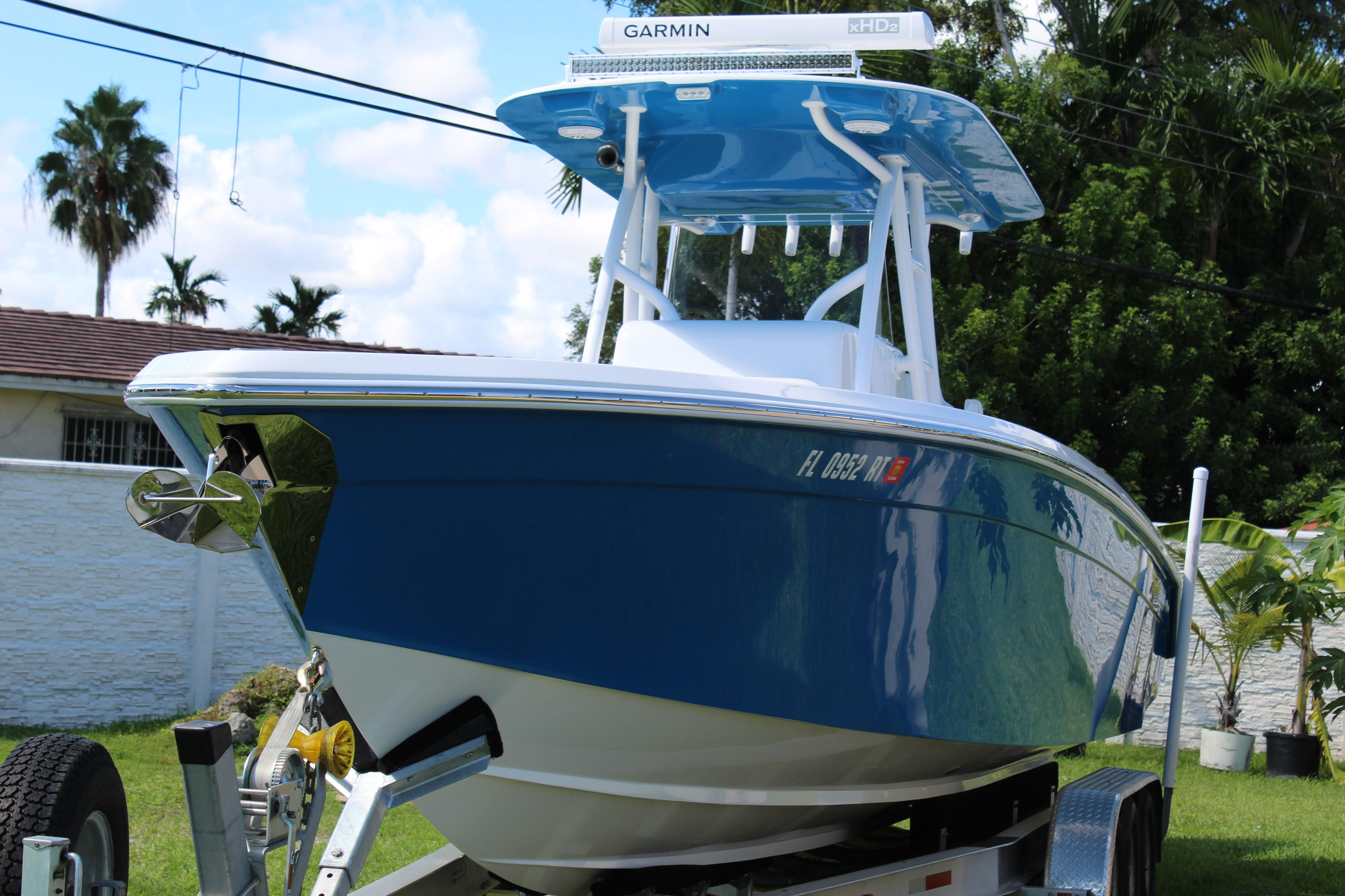 2019 Custom Sea Tech