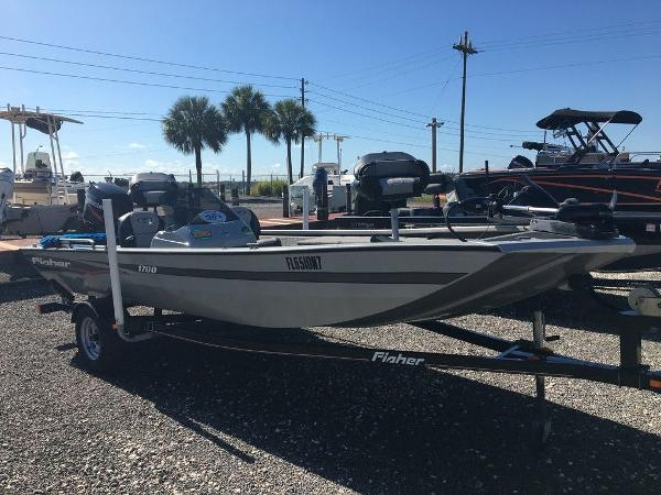 2008 FISHER 1700 for sale
