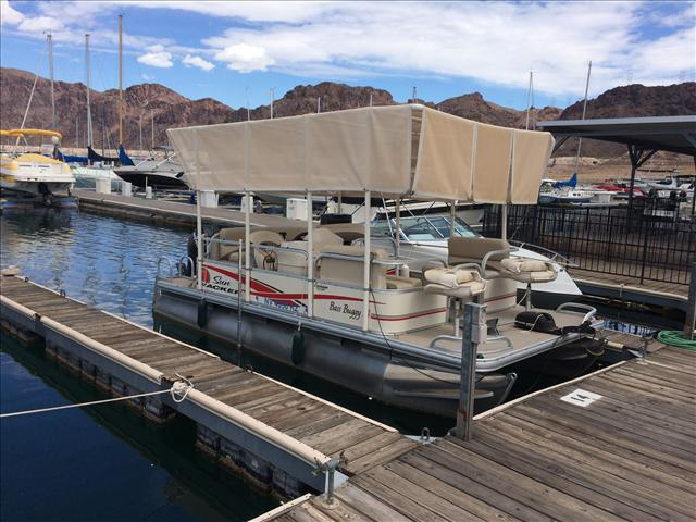 Used pontoon boats for sale las vegas yelp