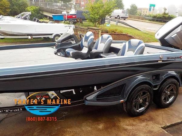 2019 Ranger Boats boat for sale, model of the boat is Z520L & Image # 5 of 29