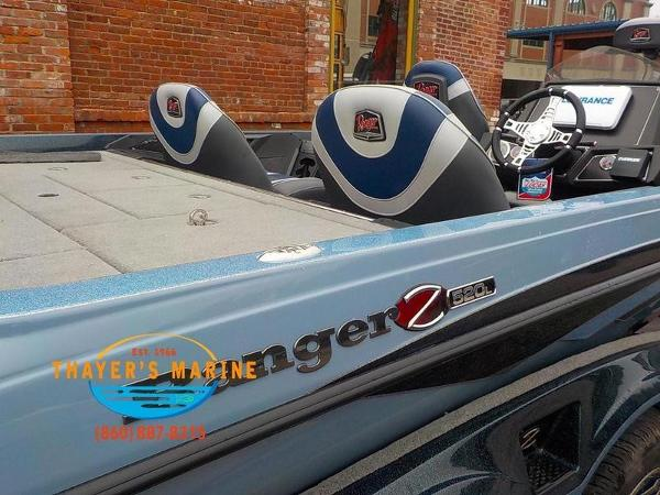 2019 Ranger Boats boat for sale, model of the boat is Z520L & Image # 9 of 29