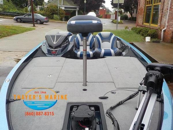 2019 Ranger Boats boat for sale, model of the boat is Z520L & Image # 15 of 29