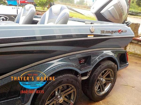 2019 Ranger Boats boat for sale, model of the boat is Z520L & Image # 19 of 29