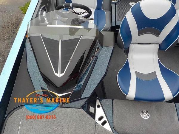 2019 Ranger Boats boat for sale, model of the boat is Z520L & Image # 20 of 29