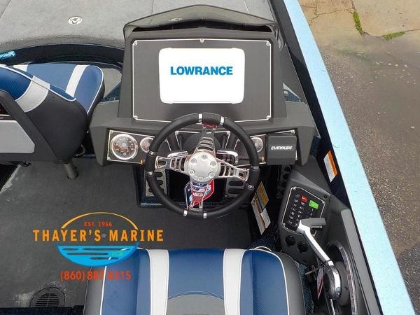 2019 Ranger Boats boat for sale, model of the boat is Z520L & Image # 22 of 29