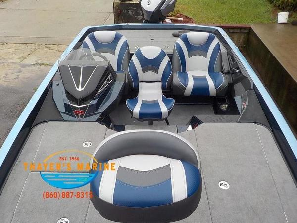 2019 Ranger Boats boat for sale, model of the boat is Z520L & Image # 26 of 29