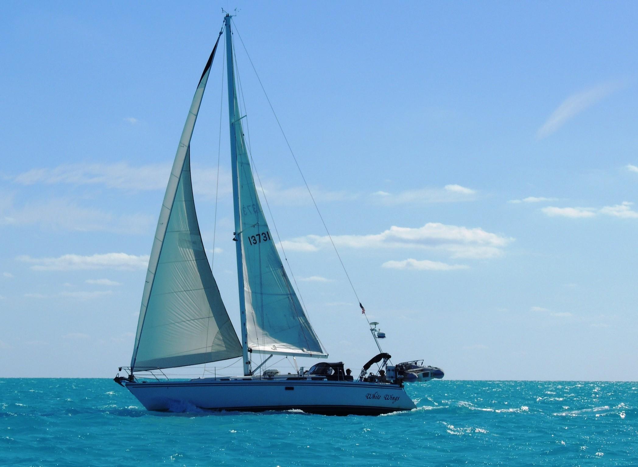 Grand Bahama Bank Sailing
