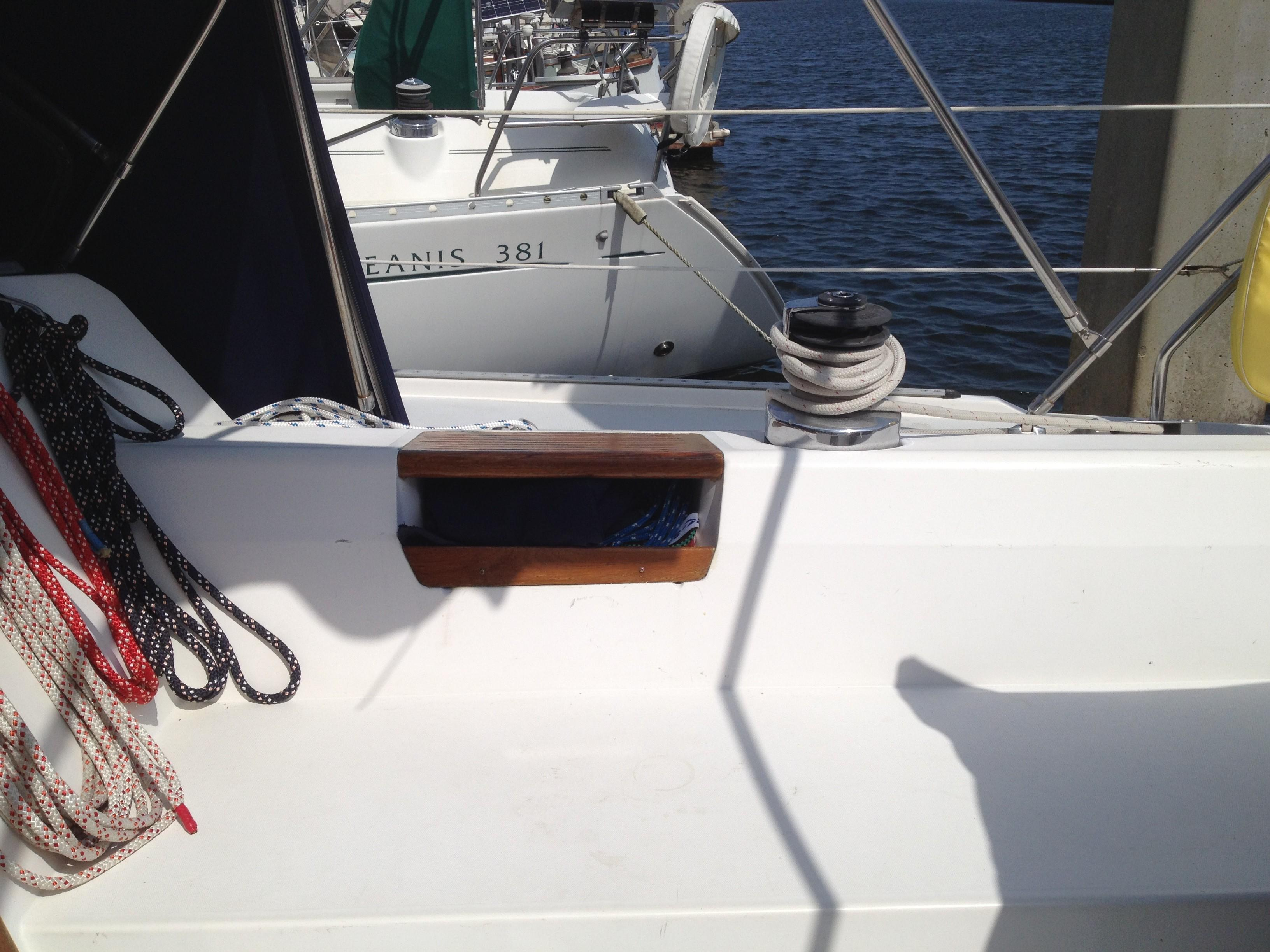 Cockpit Coaming