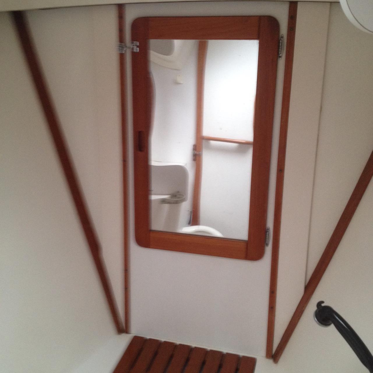 Shower Stall Storage