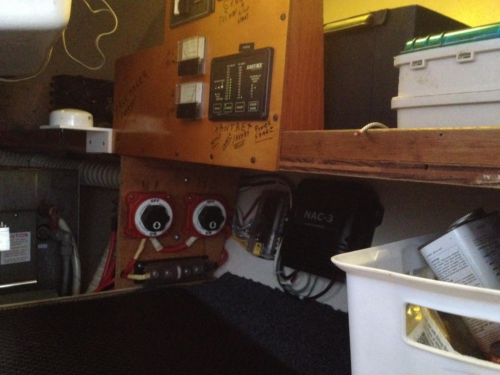 Inverter & Battery Controls