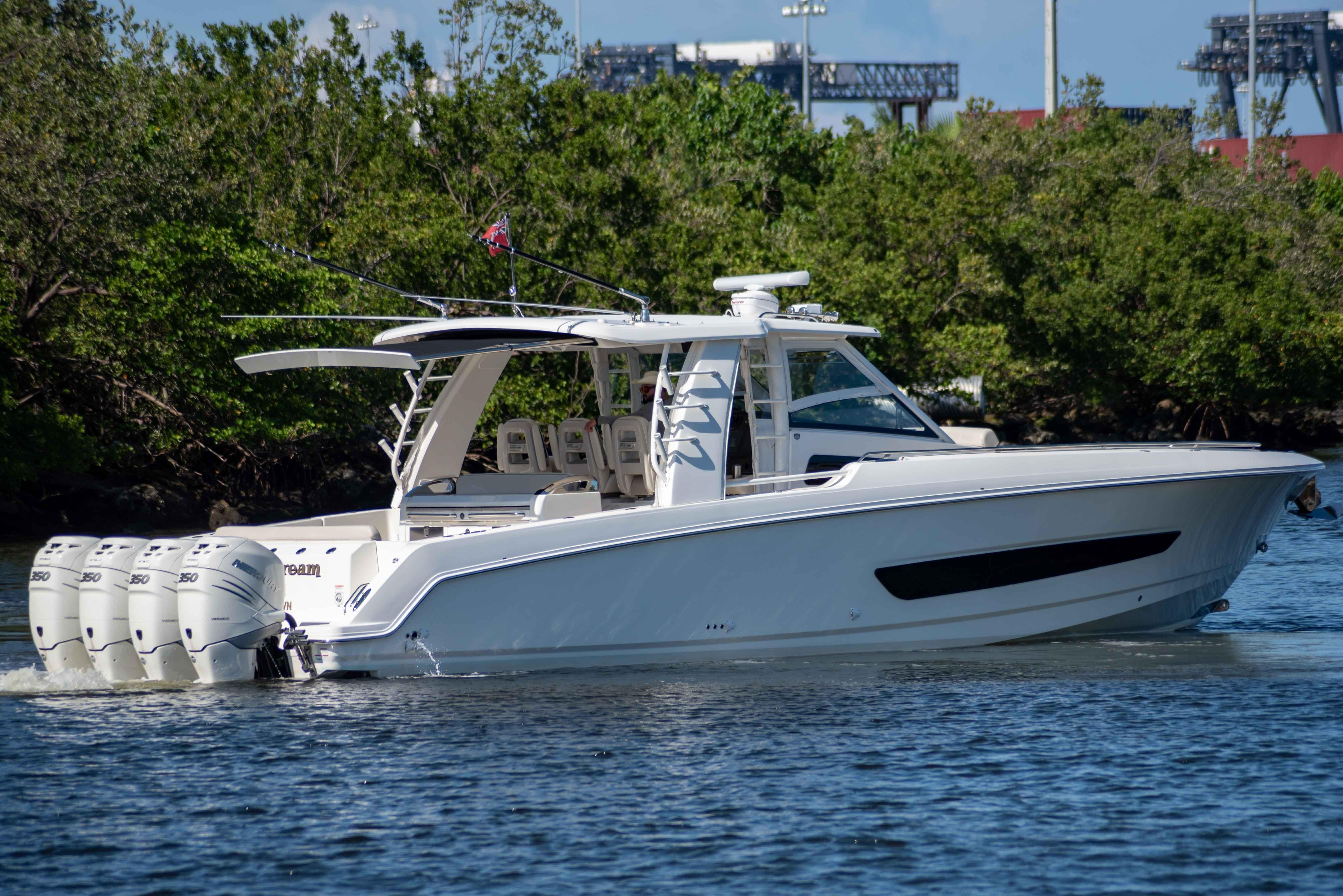 Boston Whaler Boats for Sale Ranging from $600,000 to