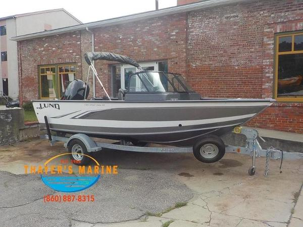 2020 Lund boat for sale, model of the boat is 1800 Sport Angler Sport & Image # 1 of 49