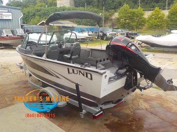 2020 Lund boat for sale, model of the boat is 1800 Sport Angler Sport & Image # 10 of 49