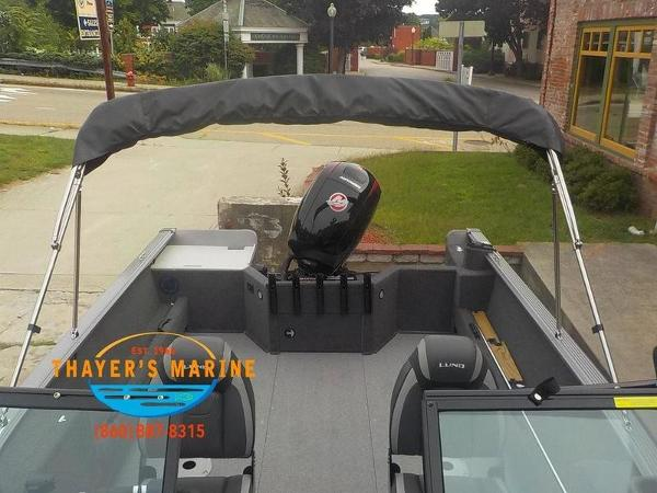 2020 Lund boat for sale, model of the boat is 1800 Sport Angler Sport & Image # 12 of 49