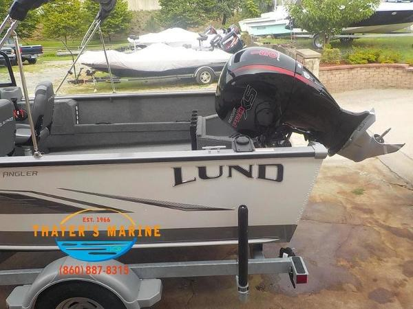 2020 Lund boat for sale, model of the boat is 1800 Sport Angler Sport & Image # 18 of 49
