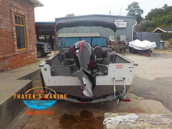 2020 Lund boat for sale, model of the boat is 1800 Sport Angler Sport & Image # 20 of 49