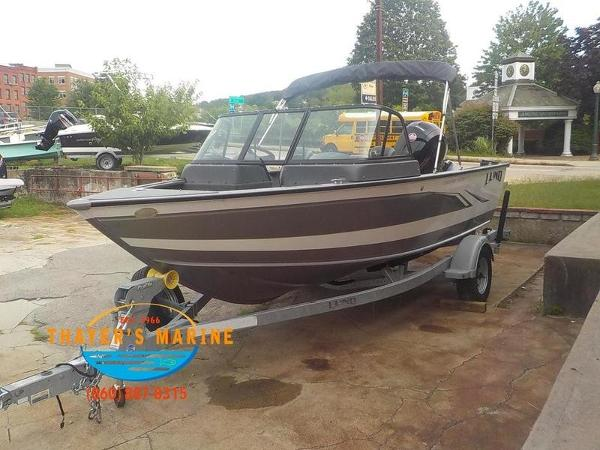 2020 Lund boat for sale, model of the boat is 1800 Sport Angler Sport & Image # 21 of 49