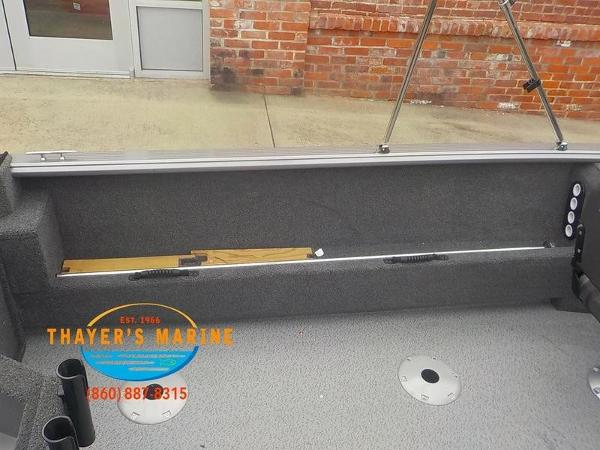 2020 Lund boat for sale, model of the boat is 1800 Sport Angler Sport & Image # 23 of 49