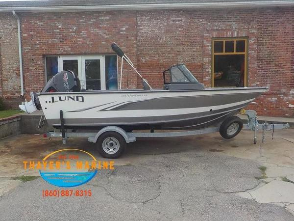 2020 Lund boat for sale, model of the boat is 1800 Sport Angler Sport & Image # 27 of 49