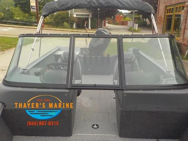 2020 Lund boat for sale, model of the boat is 1800 Sport Angler Sport & Image # 33 of 49