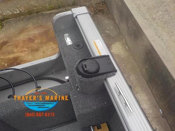 2020 Lund boat for sale, model of the boat is 1800 Sport Angler Sport & Image # 37 of 49