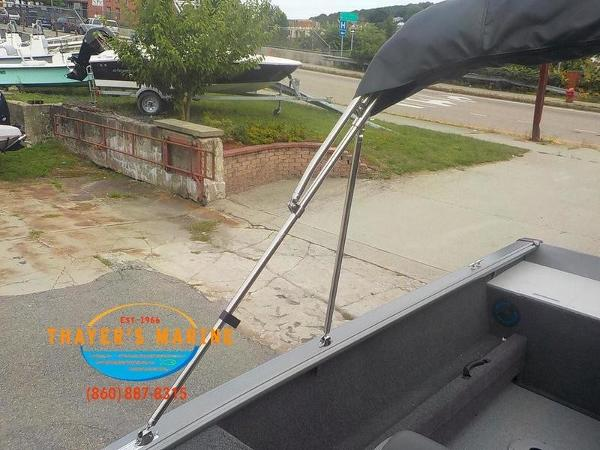 2020 Lund boat for sale, model of the boat is 1800 Sport Angler Sport & Image # 40 of 49