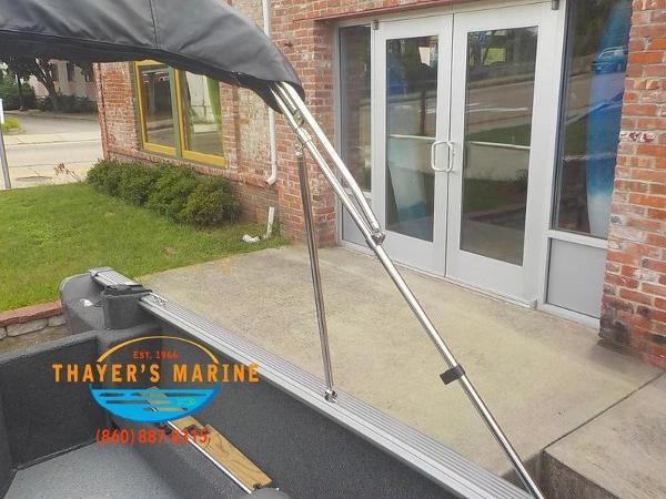 2020 Lund boat for sale, model of the boat is 1800 Sport Angler Sport & Image # 41 of 49
